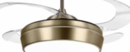 Ventiladores con Aspas Retráctiles